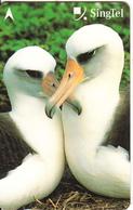 SINGAPORE(GPT) - Albatross, CN : 235SIGA2K, Used - Oiseaux