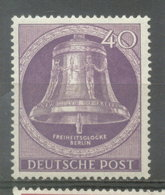 REPUBLICA FEDERAL ALEMANA  - YVERT 91 (#1028) - Usados
