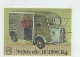 Citroën (Transport) : GP De La Camionnette Véhicule H Collection Publicité D'époque Botton En 1980 (animé)GF. - Turismo