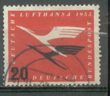 ALEMANIA FEDERAL  - YVERT 84 (#1030) - Usados