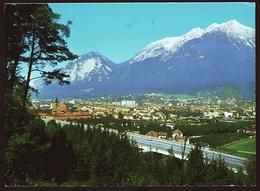 Innsbruck  -  Nordkette  -  Ansichtskarte Ca. 1970    (10612) - Innsbruck