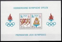 1978Belgium1967-1968/B471980 Olympiad Moskva / Lake Placid - Ete 1980: Moscou