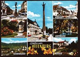 Offenburg  -  Mehrbild-Ansichtskarte Ca. 1978    (10624) - Offenburg
