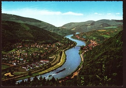Das Neckartal Bei Heidelberg  -  Ansichtskarte Ca.1970    (10622) - Heidelberg