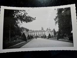 PHOTO ORIGINALE _ VINTAGE SNAPSHOT : CHATEAU De MALMAISON à RUEIL MALMAISON _ HAUTS De SEINE _ FRANCE _ 1957 - Luoghi