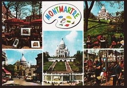 Paris  - Montmartre  -  Ansichtskarte Ca.1980    (10619) - Francia