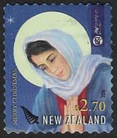 New Zealand 2016 Christmas $2.70 Self Adhesive Good/fine Used [37/30597/ND] - New Zealand