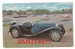 CPA POST CARD - 1932 BUGATTI  T55 Roadster 2 Pl. - Voitures De Tourisme