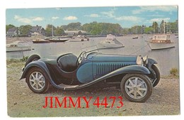 CPA POST CARD - 1932 BUGATTI  T55 Roadster 2 Pl. - Passenger Cars