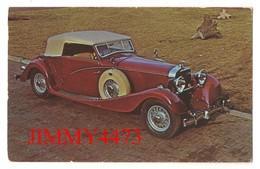 CPA POST CARD - 1935 HISPANO-SUIZA  J12 - Décapotable 2 Portes 6 Carrosserie VAN VOOREN - Voitures De Tourisme