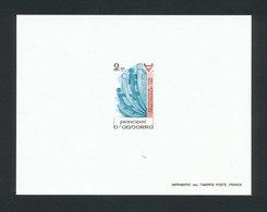 ANDORRE Poste Française 1981- épreuves De Luxe ANNÉE INTERNATIONALE HANDICAPES  - Réf YT 299 - Andorre Français