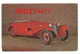 CPA POST CARD - 1933 ALFA-ROMEO  8C  2.3 L Décapotable 2 Portes - Carrosserie FIGONI - Voitures De Tourisme