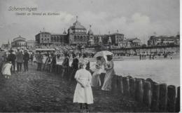 AK 0219  Scheveningen - Gezicht Op Strand En Kurhaus Um 1906 - Scheveningen