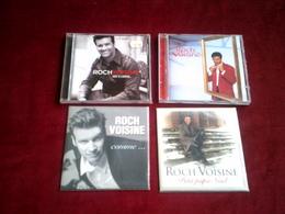 ROCH  VOISINE   °  COLLECTION DE 4 CD - Musique & Instruments