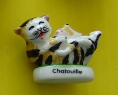 Fève - Chat Dans Tous Ses états 2007 - Chatouille - Tiere
