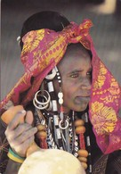 Haute-Volta - Femme Peul à Markoye - Burkina Faso
