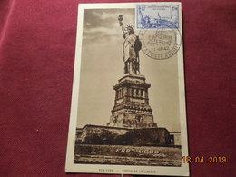 Carte De 1942 ( Exposition Philatélique La Poste à Paris) - Marcophilie (Lettres)