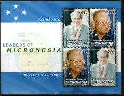 MICRONESIE 2008 LEADERS  YVERT N°1629/30   NEUF MNH** - Micronésie