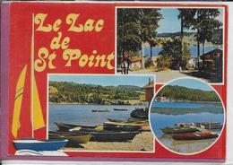 25.- LE LAC DE ST-POINT - Pontarlier