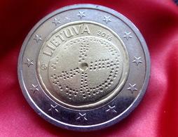 Lithuania 2 Euro 2016 Baltic Culture Coin  CIRCULATED - Lituanie