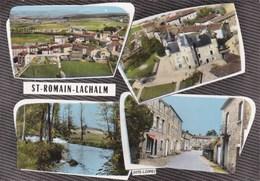 Saint-Romain-Lachalm - Vues Diverses - Frankrijk