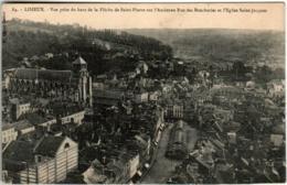 51bst 945 CPA - LISIEUX - VUE PRISE DU HAUT DE LA FLECHE DE SAINT PIERRE - Lisieux
