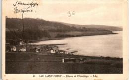 51bz 1924 CPA - LAC SAINT POINT - CHAOU ET L'ERMITAGE - Frankrijk