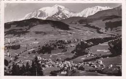 Megève Et Le Mont-Blanc - CAD - Megève