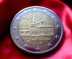 Germany 2 Euro 2013 Baden-Wurttemberg  -  F -  Coin  CIRCULATED - Deutschland