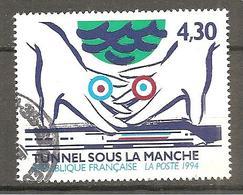 FRANCE 1994 Y T N ° 2883 Oblitéré - France
