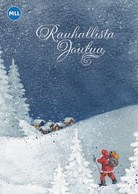 Postal Stationery - Brownie - Elf Walking In Winter Landscape - Protecting Children - Suomi Finland - Postage Paid - Finlande