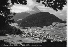 AK 0220  Nauders Mit Piz Nat - Verlag Risch Lau Um 1960 - Nauders