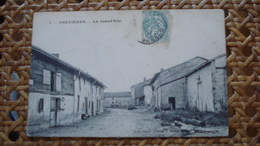 CHEVIERES - LA GRANDE RUE - France