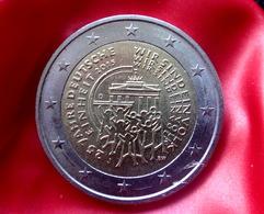 Germany - Allemagne - Duitsland 2 EURO 2015  - J -  Unity  -  CIRCULEET  COIN - Allemagne