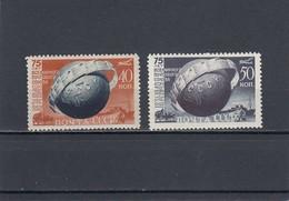 RUSSIA 1949  MiNr. 1383-1384 MNH (**) - 1923-1991 USSR