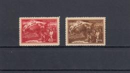 RUSSIA 1950  MiNr. 1508/1510 MNH (**) - Nuovi
