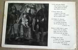IMMAGINE DI MARIA SS. DELLA FEDE PIEVANIA DI S. STEFANO IN MACERATA VIAGGIATA 1928   (132) - Vergine Maria E Madonne