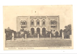 PONDICHERY - Banque De L'Indochine (fr75) - India