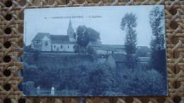 CONDE LES AUTRY - L EGLISE - France