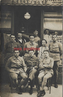 1925 à Lunéville- 516e R Devant Café H. Boulanger- Mention CLAVIER Garçon D'honneur - Krieg, Militär