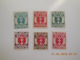 Sevios / Duitsland / **, *, (*) Or Used - Danzig