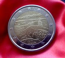 Finland 2 Euro 2018 Koli National Park Coin  CIRCULATED - Finnland
