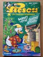 Disney - Picsou Magazine ° Année 1982 - N°119 (avec Grand Défaut D'usure) - Picsou Magazine