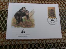 SIERRA LEONE (1983) ANIMAUX WWF - Sierra Leone (1961-...)