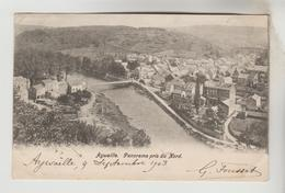 CPA PIONNIERE AYWAILLE (Belgique-Liège) - Panorama Pris Du Nord - Aywaille