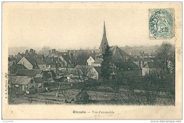 41  ONZAIN   - Vue D' Ensemble - France