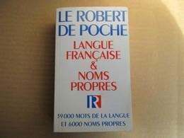 Le Robert De Poche / éditions Le Robert De 1995 - Dictionnaires