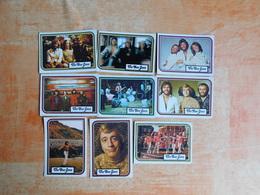 9 Chromos The Bee Gees  (Box2-10) - Chromos
