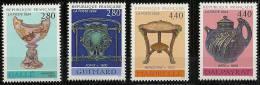 """FR YT 2854 à 2857 """" Arts Décoratifs """" 1994 Neuf** - France"""