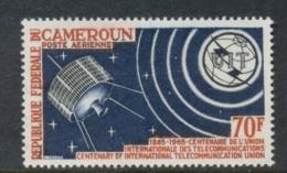 Cameroun 1965 ITU Centenary MLH - Cameroun (1915-1959)